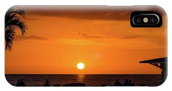 Sunset - St Pete Beach 2 IPhone Case