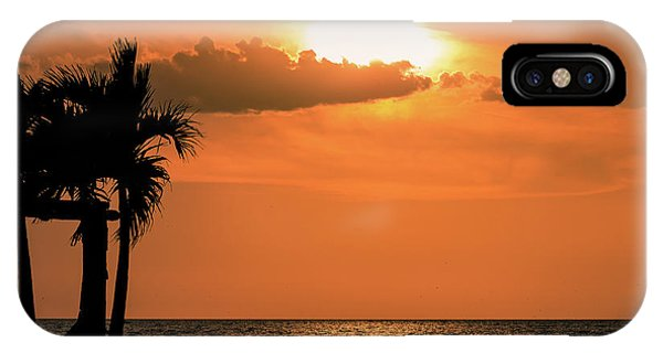 Sunset - St Pete Beach IPhone Case