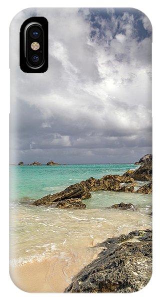 Carribbean iPhone Case - Sunshine Daydream Bermuda by Betsy Knapp