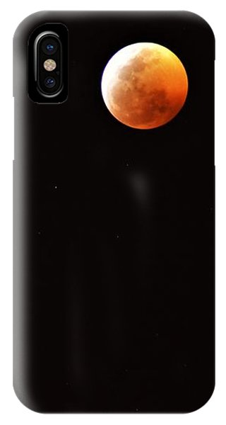 Super Blood Wolf Moon IPhone Case