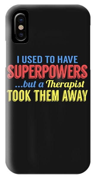Superpowers IPhone Case