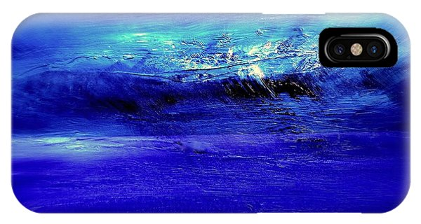 Superstorm At Sea IPhone Case