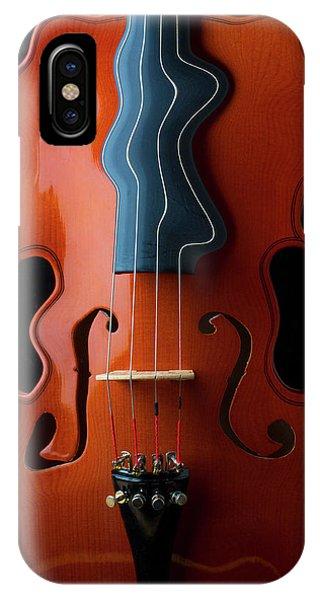 Surrealistic iPhone Case - Surrealistic Violin by Garry Gay