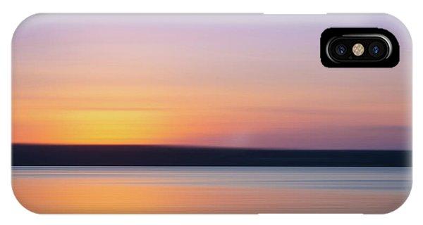Susnet Blur IPhone Case