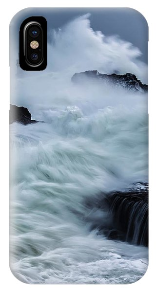 Swallowed By The Sea IPhone Case