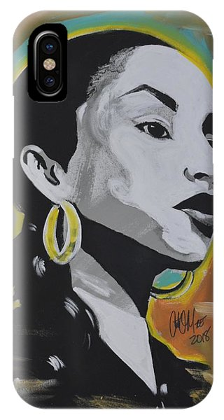 Sweet Sade IPhone Case