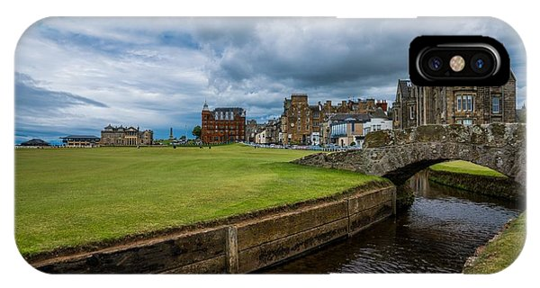 Swilcan Burn - The Old Course  IPhone Case