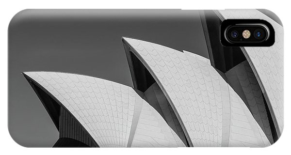 Sydney_opera IPhone Case