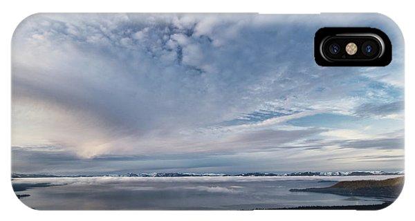 Tahoe Sky IPhone Case