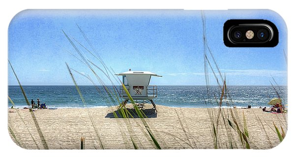 iPhone Case - Tamarack Beach by Ann Patterson