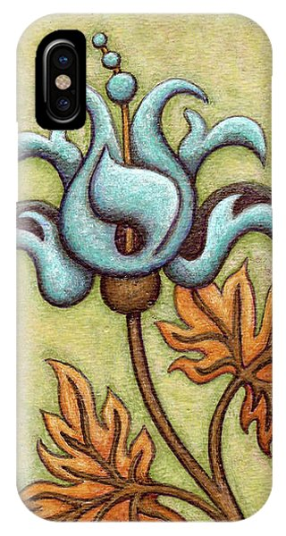 Tapestry Flower 2 IPhone Case