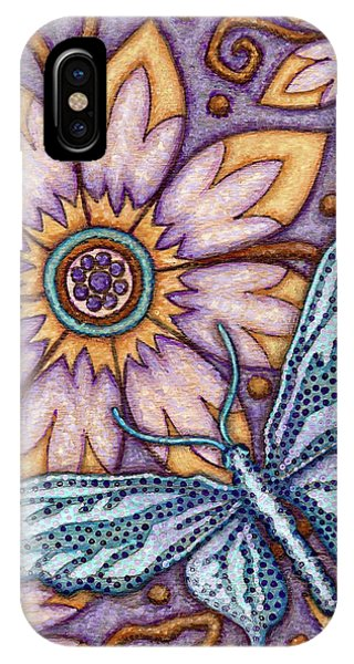 Tapestry Butterfly IPhone Case