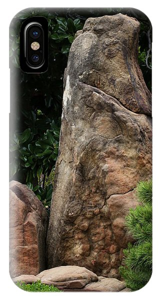 IPhone Case featuring the photograph Teeny Weeny And Biggy Wiggy - Rock Formations by Debi Dalio