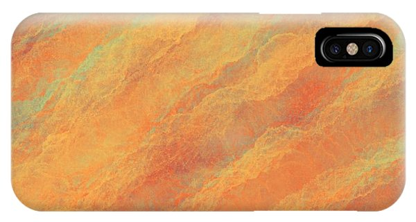 Tempered Lava IPhone Case