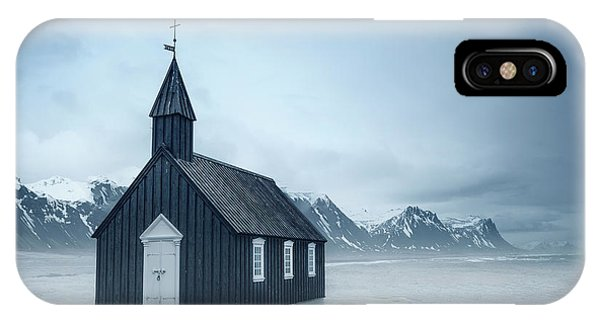 Historic House iPhone Case - Temple Of The Winds by Evelina Kremsdorf