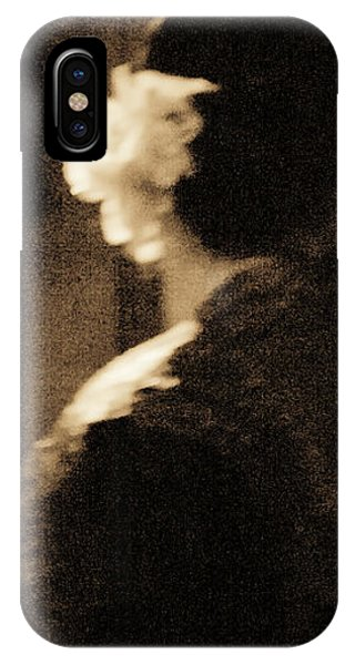 IPhone Case featuring the photograph Tenderness by Catherine Sobredo