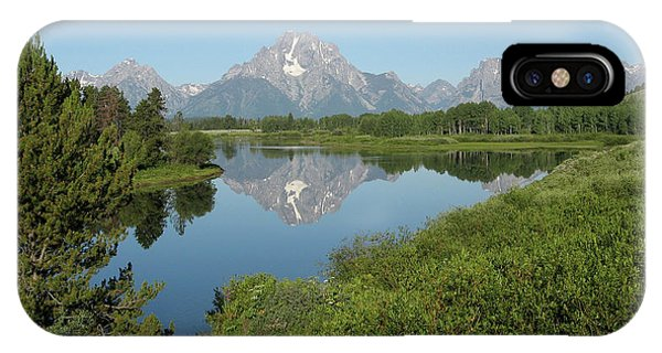 Teton Moment IPhone Case
