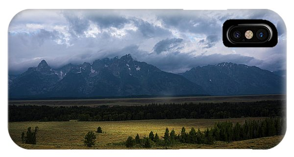 Teton Park IPhone Case