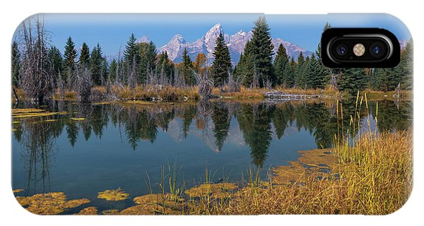 Tetons Majesty IPhone Case
