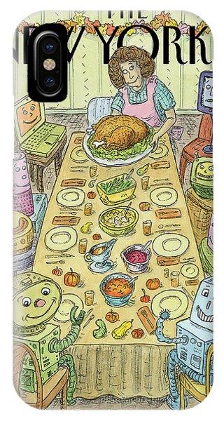 Thankfulness IPhone Case