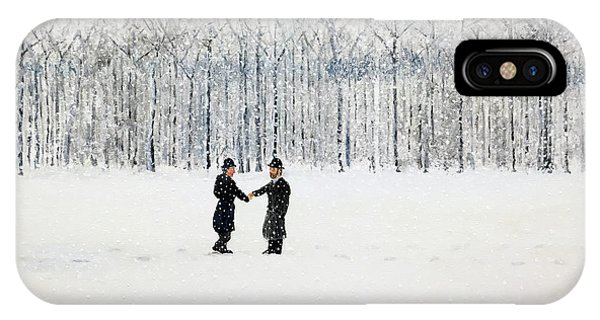 The Agreement IPhone Case