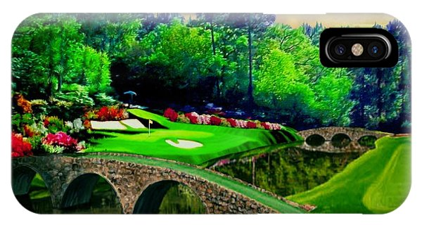 Andrew iPhone Case - The Beauty Of The Masters 2 by Ron Chambers
