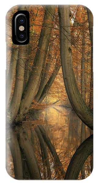 Martin iPhone Case - The Bent Ones by Martin Podt