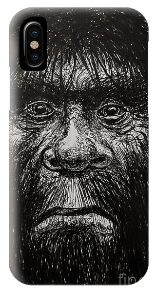 The Big Man IPhone Case