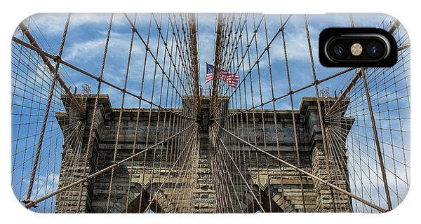 The Brooklyn Bridge IPhone Case