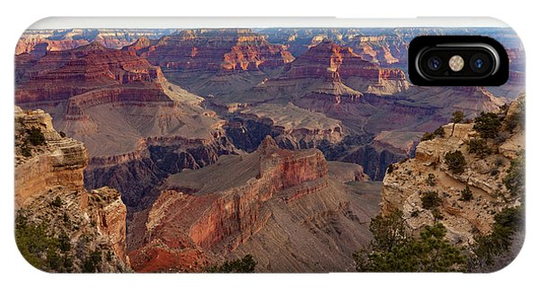 The Canyon Awakens IPhone Case