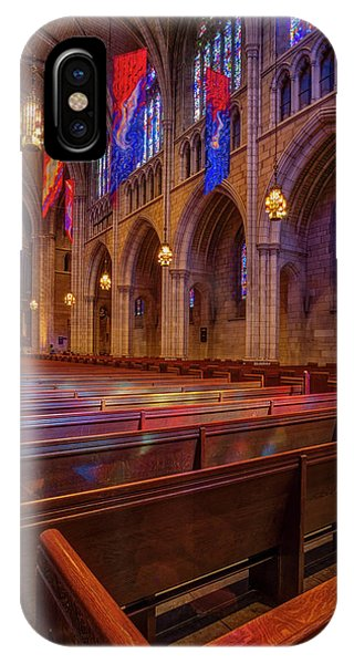 iPhone Case - The Chapel At Princeton University  by Susan Candelario