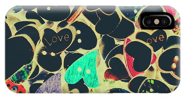 Tender iPhone Case - The Craft Of Love by Jorgo Photography - Wall Art Gallery