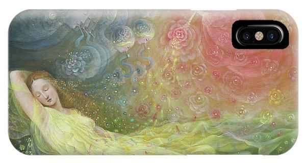 Awakening iPhone Case - The Dream Of Venus by Annael Anelia Pavlova