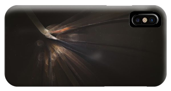 Plant iPhone Case - The Dying Of The Light by Scott Norris