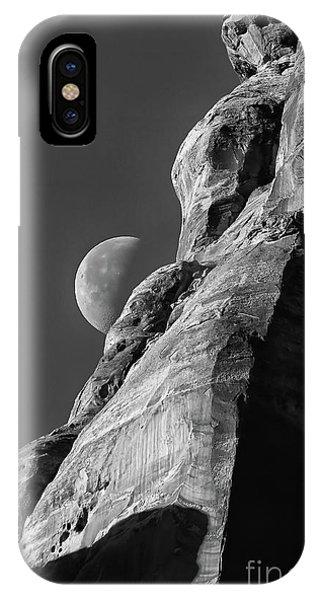 The Edge Of Night IPhone Case