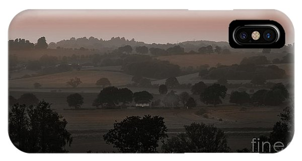 The English Landscape IPhone Case