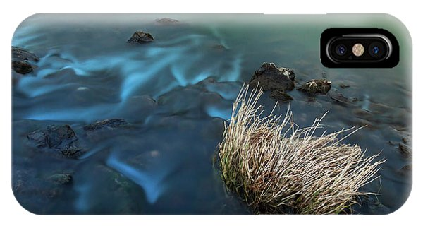 The Flow Of Time IPhone Case