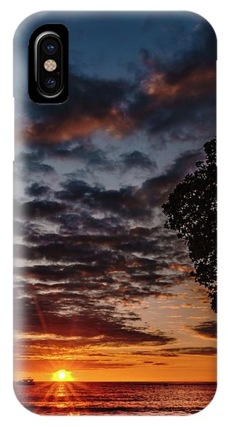 The Friday Before Christmas IPhone Case