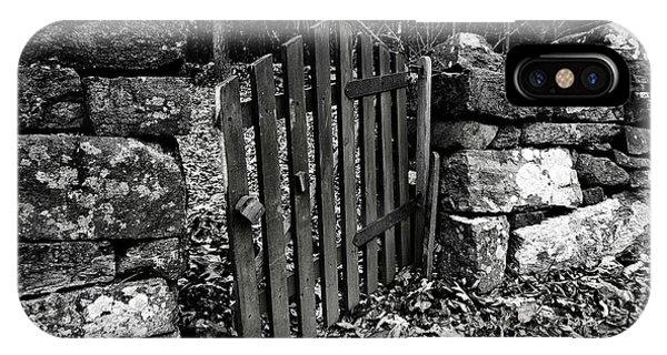 The Garden Entrance IPhone Case