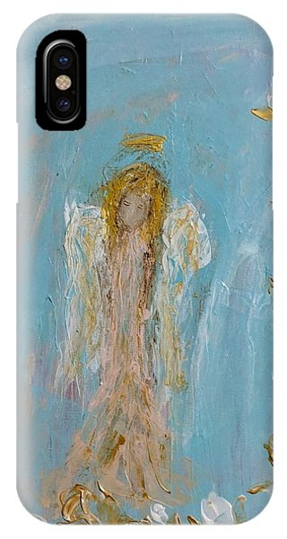 The Golden Child Angel IPhone Case