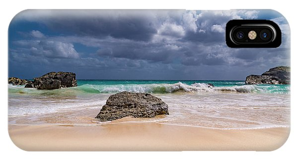Carribbean iPhone Case - The Great Glorious Everything Coastal View by Betsy Knapp