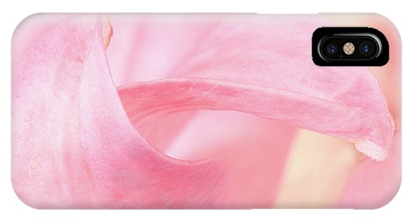 The Greetings Of The Petals IPhone Case