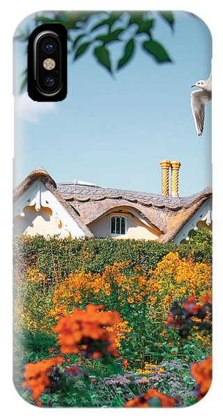 The Hobbit House IPhone Case