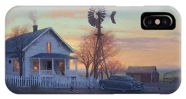iPhone Case - The Homestead by Ezra Suko