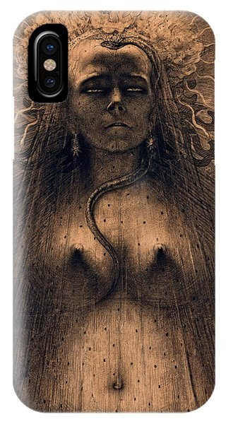 Lgbt iPhone Case - The Idol Of Perversity, 1891 by Jean Delville