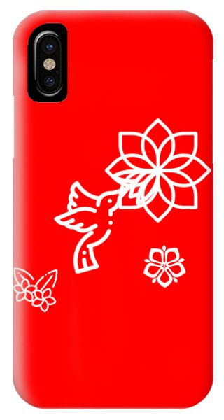 iPhone Case - The Kissing Flower On Flower by Ize Barbosa DIAMOND IS FOREVER