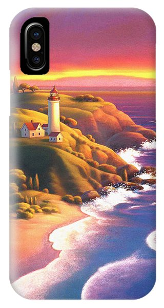 The Light House  IPhone Case