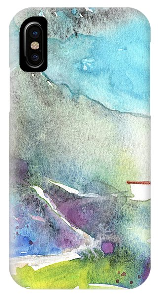 iPhone Case - The Little House In Andalucia by Miki De Goodaboom