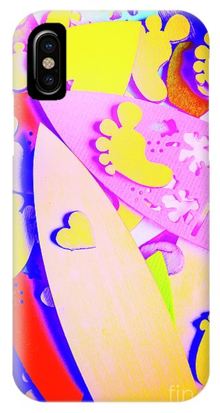 Romantic iPhone Case - The Love Wave by Jorgo Photography - Wall Art Gallery