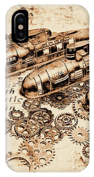 Old World iPhone Case - The Old Naval War Room by Jorgo Photography - Wall Art Gallery